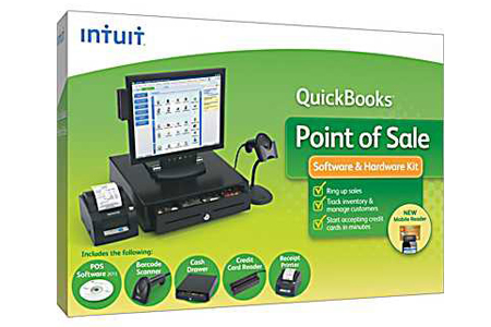 Quickbooks POS System Diamond Bar