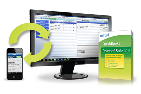 Quickbooks POS Diamond Bar