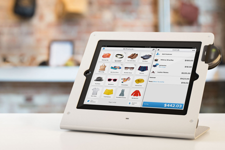 iPad Point of Sale Oakwood